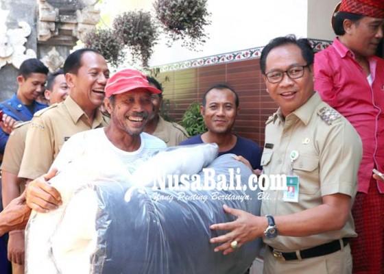 Nusabali.com - wakil-bupati-ketut-suiasa-tinjau-korban-kebakaran-di-sibang-gede
