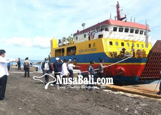 Nusabali.com - dprd-perjuangkan-kapal-roro-kembali-2-trip