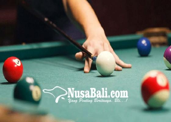 Nusabali.com - ingin-gelar-kejurnas-biliar-terganjal-dana