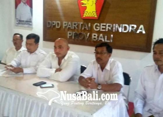 Nusabali.com - rekrut-caleg-gerindra-denpasar-tegaskan-tanpa-mahar