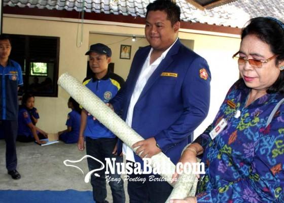 Nusabali.com - karang-taruna-seraya-barat-jadi-percontohan
