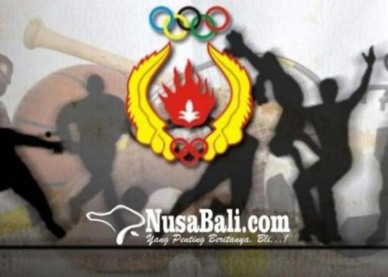 Nusabali.com - koni-bali-evaluasi-target-pon-papua