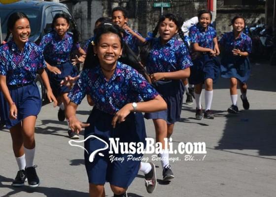 Nusabali.com - bpbd-denpasar-gelar-simulasi-evakuasi-tsunami