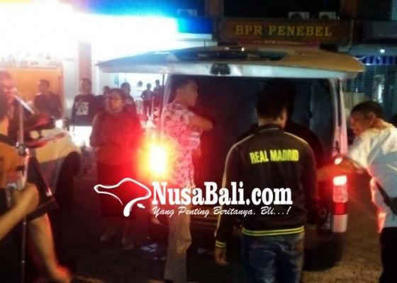 Nusabali.com - polisi-prarekonstruksi-perampokan-bca