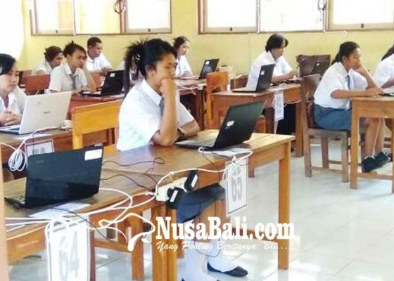 Nusabali.com - ratusan-siswa-kejar-paket-c-ikuti-unbk