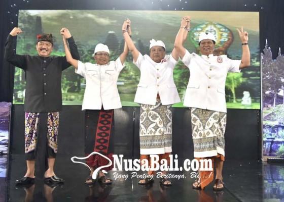Nusabali.com - koster-tawarkan-satu-jalur-rai-mantra-tolak-reklamasi