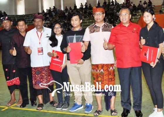 Nusabali.com - 1200-siswa-ikuti-try-out-sbmptn-di-gor-purna-krida