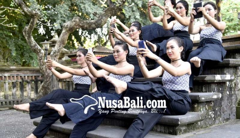 www.nusabali.com-koreografi-lingkungan-jadi-sajian-peringatan-hari-tari-sedunia