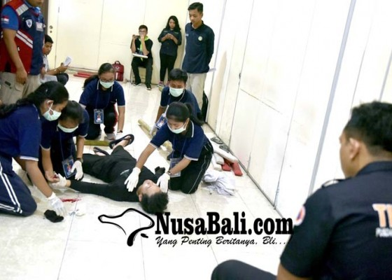 Nusabali.com - janar-duta-emergency-cup-kenalkan-kegawatdaruratan-medis