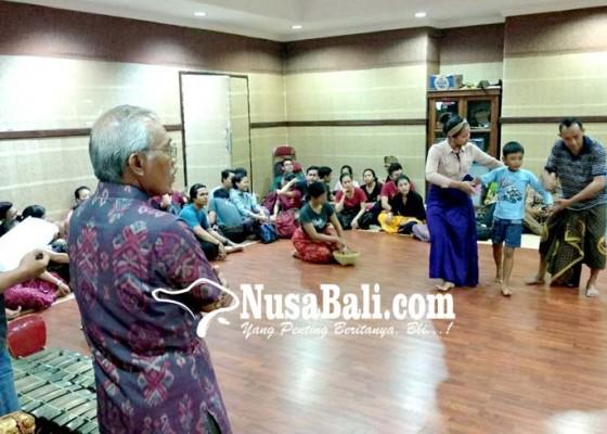 Nusabali.com - pentaskan-rekonstruksi-sendratari-jayaprana-karya-empu-seni-i-wayan-beratha
