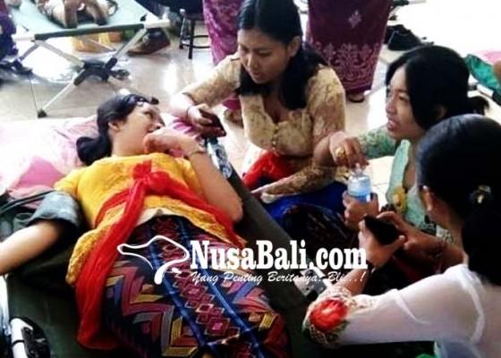 Nusabali.com - ogah-konvoi-pilih-donor-darah