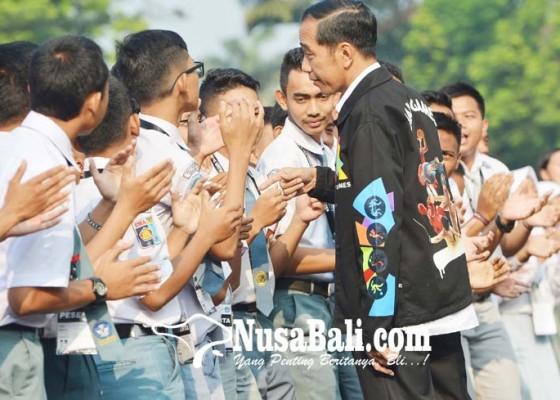 Nusabali.com - presiden-terima-pengurus-osis-berprestasi