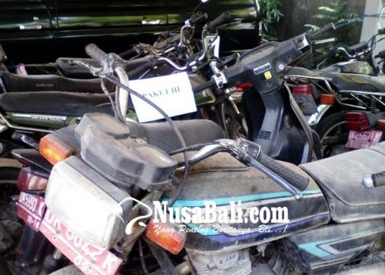 Nusabali.com - bpkad-siap-lelang-24-kendaraan