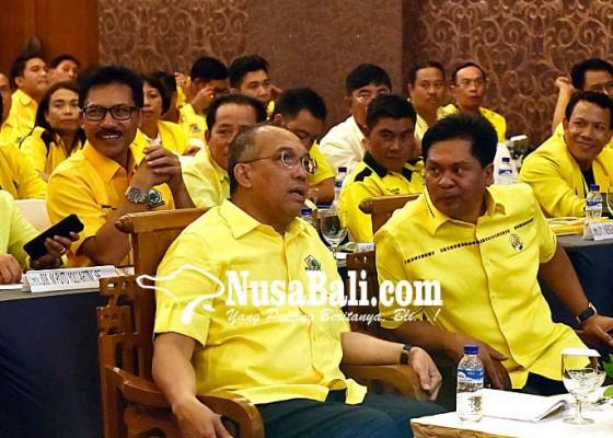 Nusabali.com - golkar-target-tambah-100-kursi-legislatif