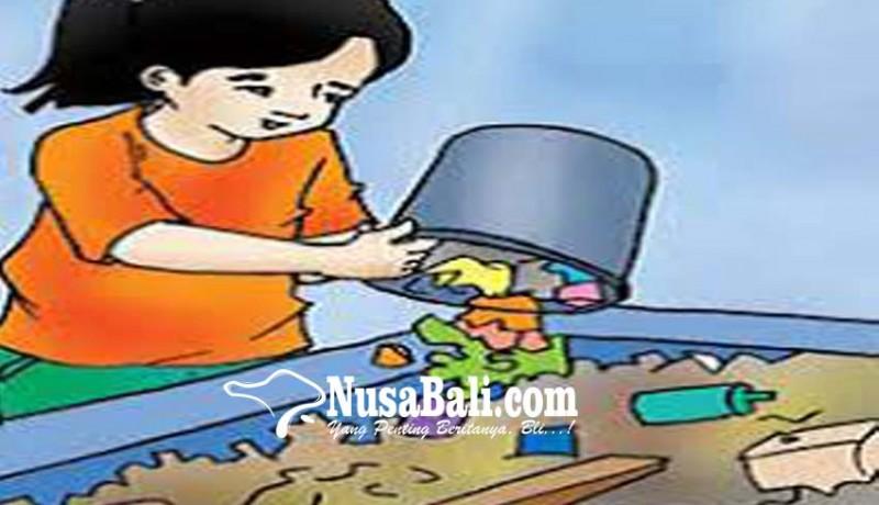 Nusabali Com Rendah Kesadaran Warga Hulu Buang Sampah