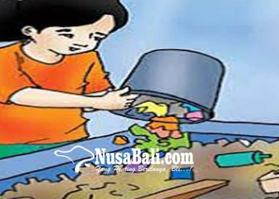 Nusabali.com - rendah-kesadaran-warga-hulu-buang-sampah