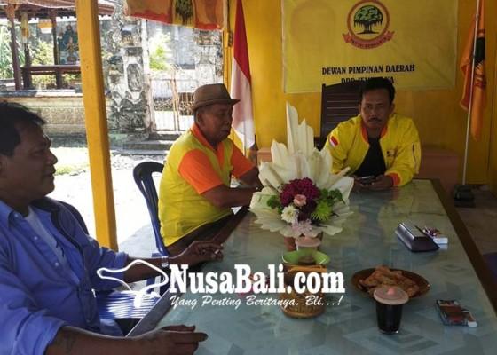 Nusabali.com - partai-berkarya-jembrana-diterpa-isu-klaim-ketua