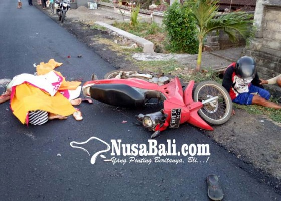 Nusabali.com - istri-tewas-digilas-bus-suami-terluka