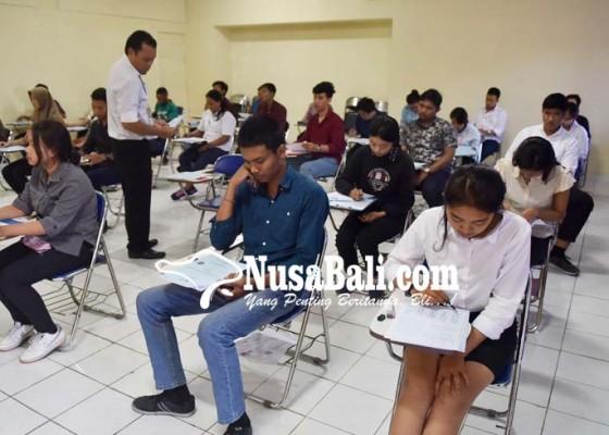 Nusabali.com - 550-an-peserta-tidak-hadir