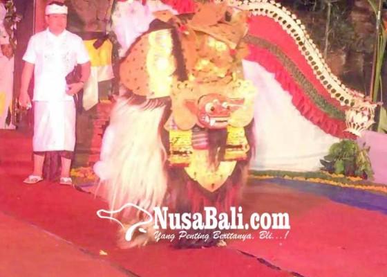 Nusabali.com - st-surya-chandra-gelar-lomba-tari-bapang-barong-buntut
