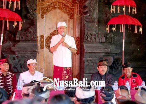 Nusabali.com - pola-satu-jalur-bakal-percepat-pembangunan-di-klungkung