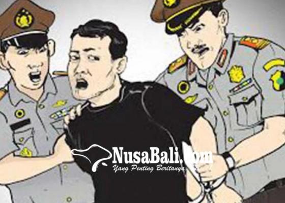 Nusabali.com - garong-mesin-traktor-diringkus-di-jember