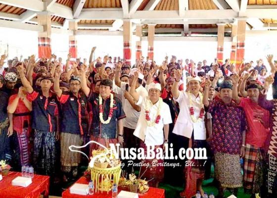 Nusabali.com - koster-ace-bertekad-perkuat-kedudukan-dan-fungsi-desa-adat