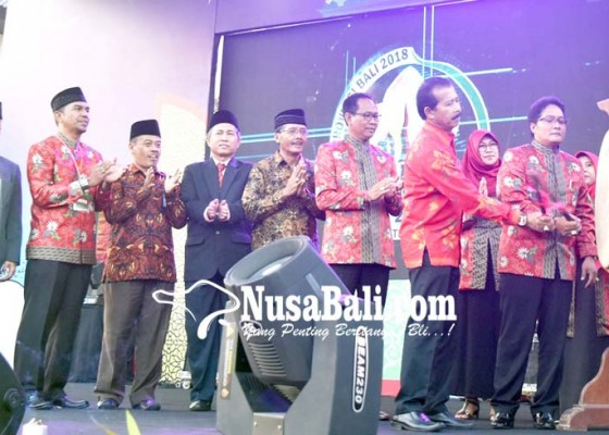 Nusabali.com - mtq-xxvii-tingkat-provinsi-bali-tahun-2018-resmi-dibuka