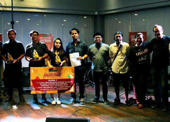 Nusabali.com - joda-band-juarai-kompetisi-international-jazz-day-youth-band-competition-2018