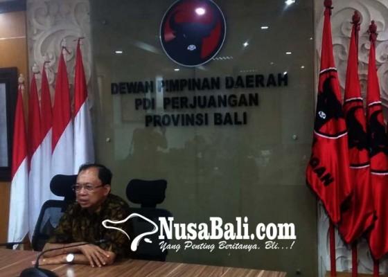 Nusabali.com - koster-resmi-berhenti-dari-dpr-ri