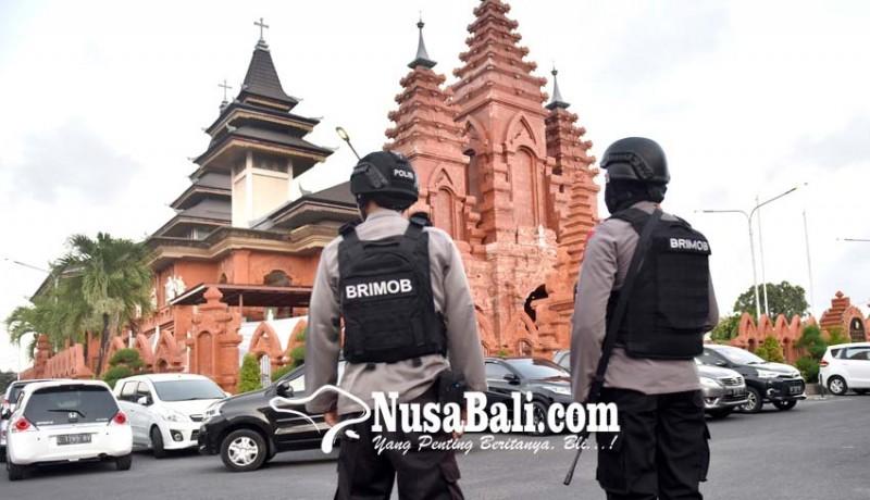 www.nusabali.com-gereja-di-denpasar-dijaga-ketat