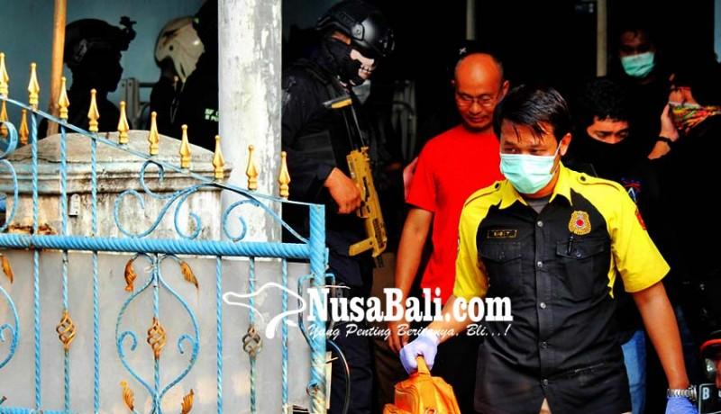 www.nusabali.com-4-terduga-teroris-di-cianjur-ditembak-mati