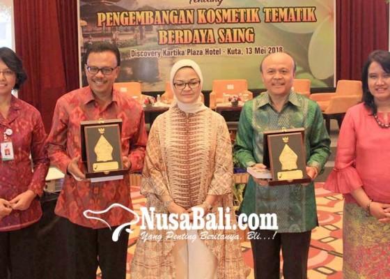 Nusabali.com - dukung-pengembangan-kosmestik-tematik-di-bali-sekda-tekankan-standar-kesehatan