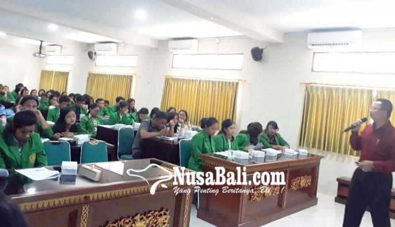 www.nusabali.com-himasa-unmas-denpasar-motivasi-mahasiswa-buat-pkm