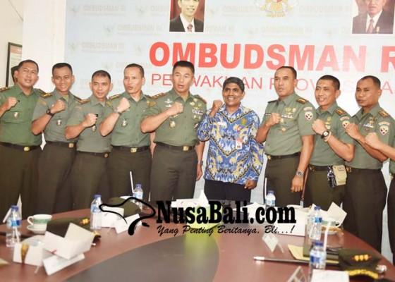Nusabali.com - pangdam-ix-udayana-lepas-intelijen-di-pintu-masuk-bali
