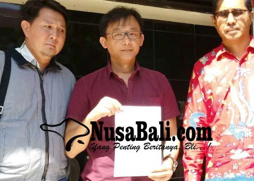 Nusabali.com - oknum-perwira-dilaporkan-ke-propam
