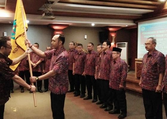 Nusabali.com - pengukuhan-dewan-pembina-dan-pengurus-fpk-periode-2018-2023