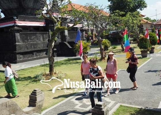 Nusabali.com - kunjungan-wisatawan-masih-normal