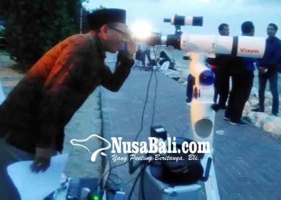 Nusabali.com - hilal-tak-dapat-dilihat-dari-bali