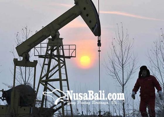 Nusabali.com - harga-minyak-dunia-naik