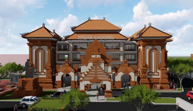 www.nusabali.com-pembangunan-lanjutan-pasar-badung