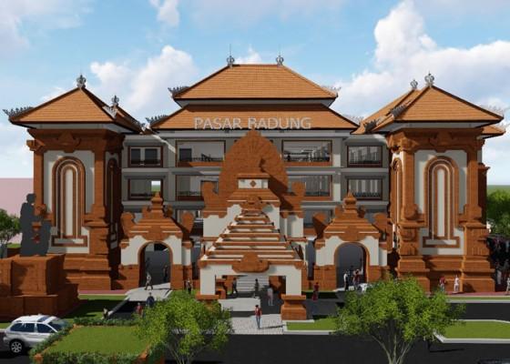 Nusabali.com - pembangunan-lanjutan-pasar-badung
