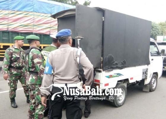 Nusabali.com - tni-back-up-pengamanan-di-gilimanuk