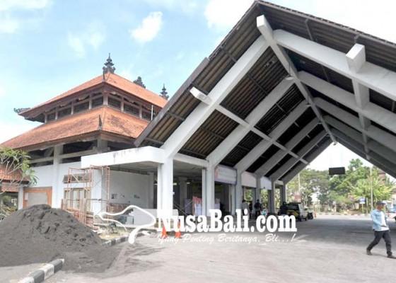 Nusabali.com - terminal-mengwi-direnovasi