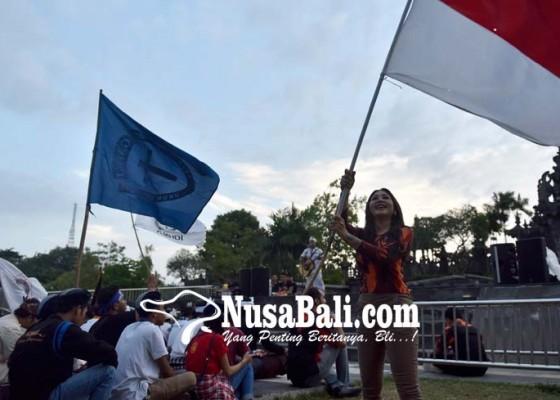 Nusabali.com - aliansi-pemuda-bali-gelar-aksi-anti-terorisme