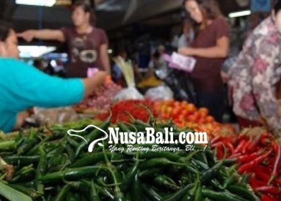 Nusabali.com - satgas-pangan-pantau-harga-sembako
