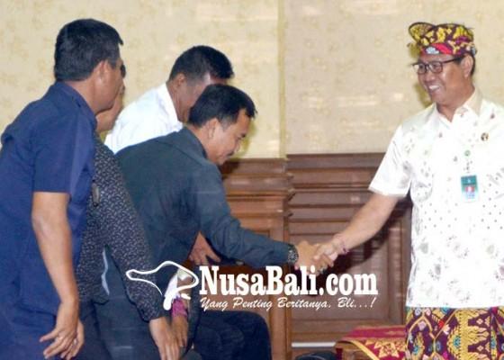 Nusabali.com - antisipasi-ancaman-terorisme-badung-gelar-rakor-keamanan-wilayah