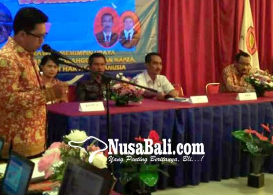 Nusabali.com - soroti-penanggulangan-penyalahgunaan-narkoba