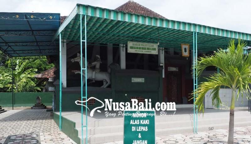 www.nusabali.com-habib-ali-diangkat-raja-klungkung-sebagai-guru-bahasa-melayu