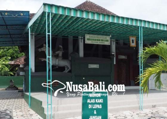 Nusabali.com - habib-ali-diangkat-raja-klungkung-sebagai-guru-bahasa-melayu